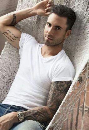 Adam-Levine masturbation monday